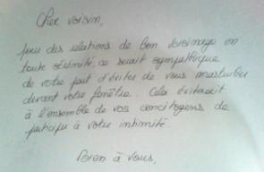 x Chers Voisins LouiseR